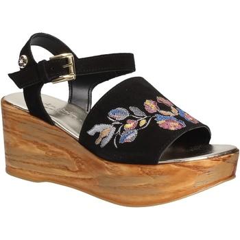 Sapatos Mulher Sandálias Byblos Blu 672210 Preto