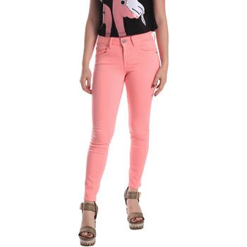 Textil Mulher Gangas Skinny Fornarina BE171L46D86868 Rosa