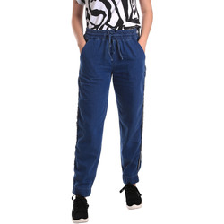 Textil Mulher Calças Jeans Fornarina BE171L93D883SK Azul