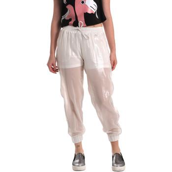 Textil Mulher Calças de treino Fornarina BE171L95CA0509 Branco