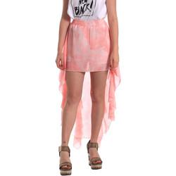 Textil Mulher Saias Fornarina BE172C07CA11C5 Rosa