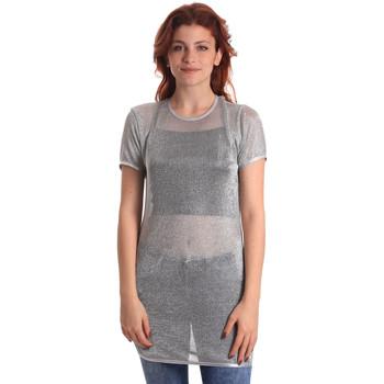 Textil Mulher Tops / Blusas Fornarina BE175J69H27090 Cinzento