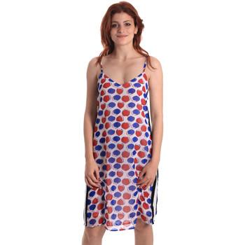 Textil Mulher Vestidos curtos Fornarina BE178D82CA0676 Branco
