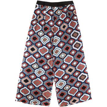 Textil Mulher Calças finas / Sarouels Fornarina BER1L08C98294 Preto