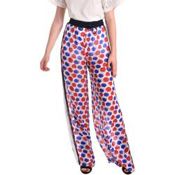 Textil Mulher Calças finas / Sarouels Fornarina SE171L91CA0676 Branco
