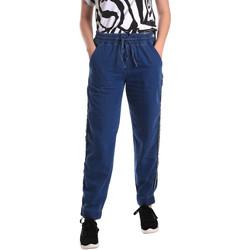 Textil Mulher Calças Jeans Fornarina SE171L93D883SK Azul