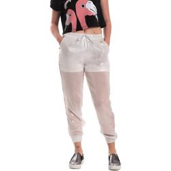 Textil Mulher Calças de treino Fornarina SE171L95CA0509 Branco
