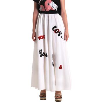 Textil Mulher Saias Fornarina SE172B94CA1609 Branco