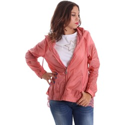 Textil Mulher Corta vento Fornarina SE173C30N29968 Rosa