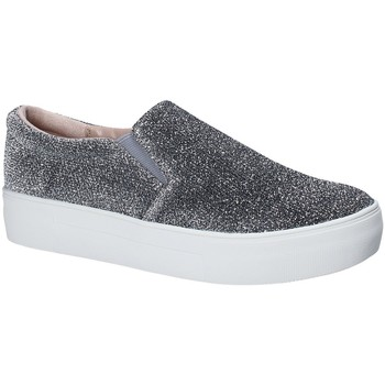Sapatos Mulher Slip on Fornarina PE17EY1118G090 Cinzento