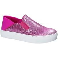 Sapatos Mulher Slip on Fornarina PE17YM1002V062 Rosa