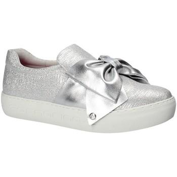 Sapatos Mulher Slip on Fornarina PE17YM9608M090 Cinzento