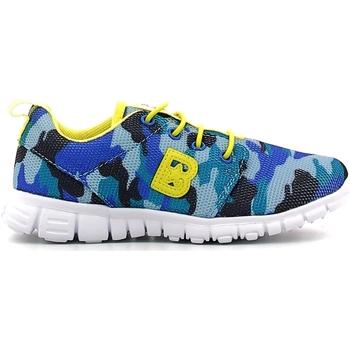 Sapatos Criança Sapatilhas Blaike BS180003S Azul