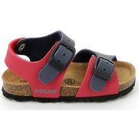 Sapatos Criança Sandálias Grunland SB0025 Vermelho