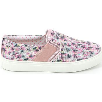 Sapatos Criança Slip on Grunland SC3259 Rosa