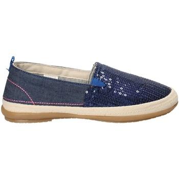 Sapatos Rapariga Alpargatas Grunland SC3264 Azul