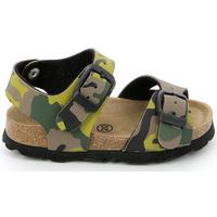 Sapatos Criança Sandálias Grunland SB0169 Verde