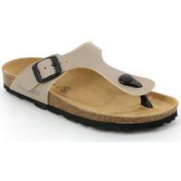 Sapatos Criança Chinelos Grunland CB0926 Bege