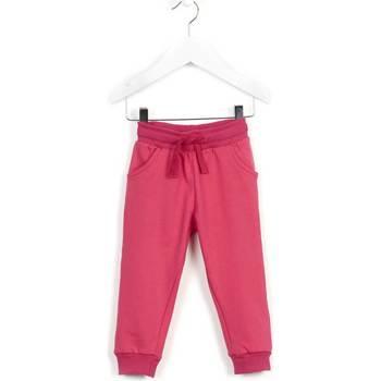 Textil Criança Calças de treino Losan 626 6014AD Rosa