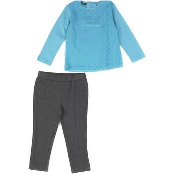 Textil Rapariga Conjunto Losan 626 8027AD Azul