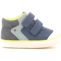 Sapatos Rapaz Botas baixas Chicco 01056494000000 Azul