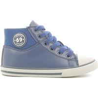 Sapatos Rapaz Sapatilhas de cano-alto Chicco 01056564000000 Azul
