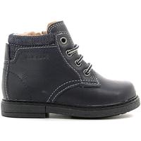 Sapatos Criança Botas baixas Geox B54D2D 000CL Azul