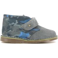 Sapatos Criança Botas baixas Grunland PO0933 Cinzento