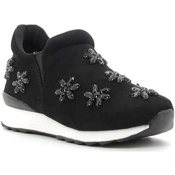 Sapatos Rapariga Slip on Holalà HS040001S Preto