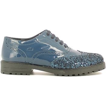 Sapatos Criança Sapatos Alberto Guardiani GK21000G Azul