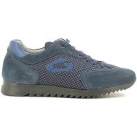Sapatos Criança Sapatilhas Alberto Guardiani GK22343G Azul