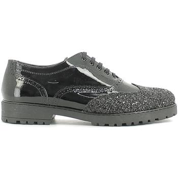 Sapatos Criança Sapatos Alberto Guardiani GK22100G/--B/XV00-- Preto