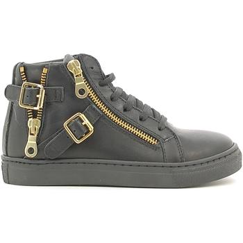 Sapatos Criança Sapatilhas de cano-alto Holalà HS050007L Preto
