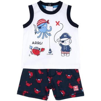 Textil Rapaz Conjunto Chicco 09076373000000 Azul