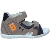 Sapatos Criança Sandálias Balducci CITA1087 Cinzento