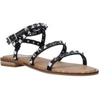 Sapatos Mulher Sandálias Steve Madden SMSTRAVEL-BLK Preto