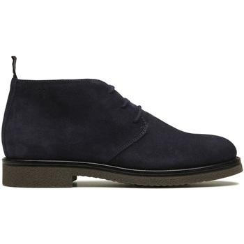 Sapatos Homem Botas baixas IgI&CO 2108111 Azul