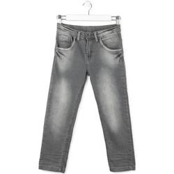Textil Criança Calças de ganga slim Losan 713 6012AA Cinzento