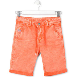 Textil Criança Shorts / Bermudas Losan 713 9010AA Laranja