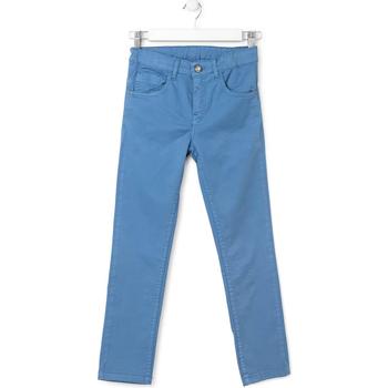 Textil Criança Calças Losan 713 9653AA Azul