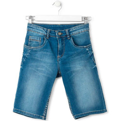 Textil Rapaz Shorts / Bermudas Losan 713 9660AA Azul