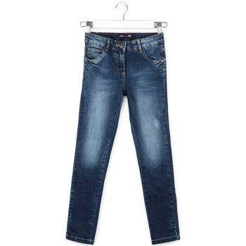Textil Criança Calças de ganga slim Losan 714 9011AB Azul