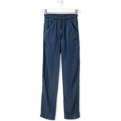 Textil Criança Calças Jeans Losan 714 9013AB Azul