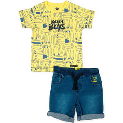 Textil Criança Conjunto Losan 715 8001AC Amarelo