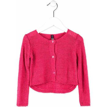 Textil Rapariga Casacos de malha Losan 716 5000AD Rosa
