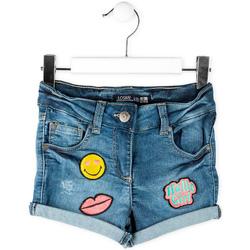 Textil Criança Shorts / Bermudas Losan 716 6012AD Azul