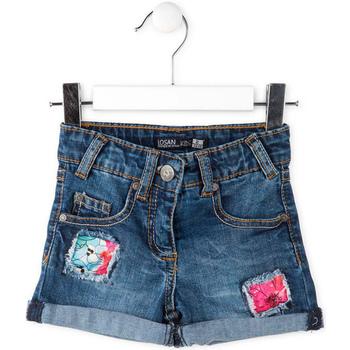 Textil Criança Shorts / Bermudas Losan 716 9002AD Azul