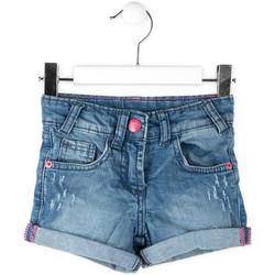 Textil Criança Shorts / Bermudas Losan 716 9003AD Azul