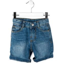 Textil Rapaz Shorts / Bermudas Losan 715 9662AC Azul