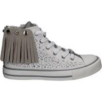 Sapatos Rapariga Sapatilhas de cano-alto Lulu LV010072S Branco